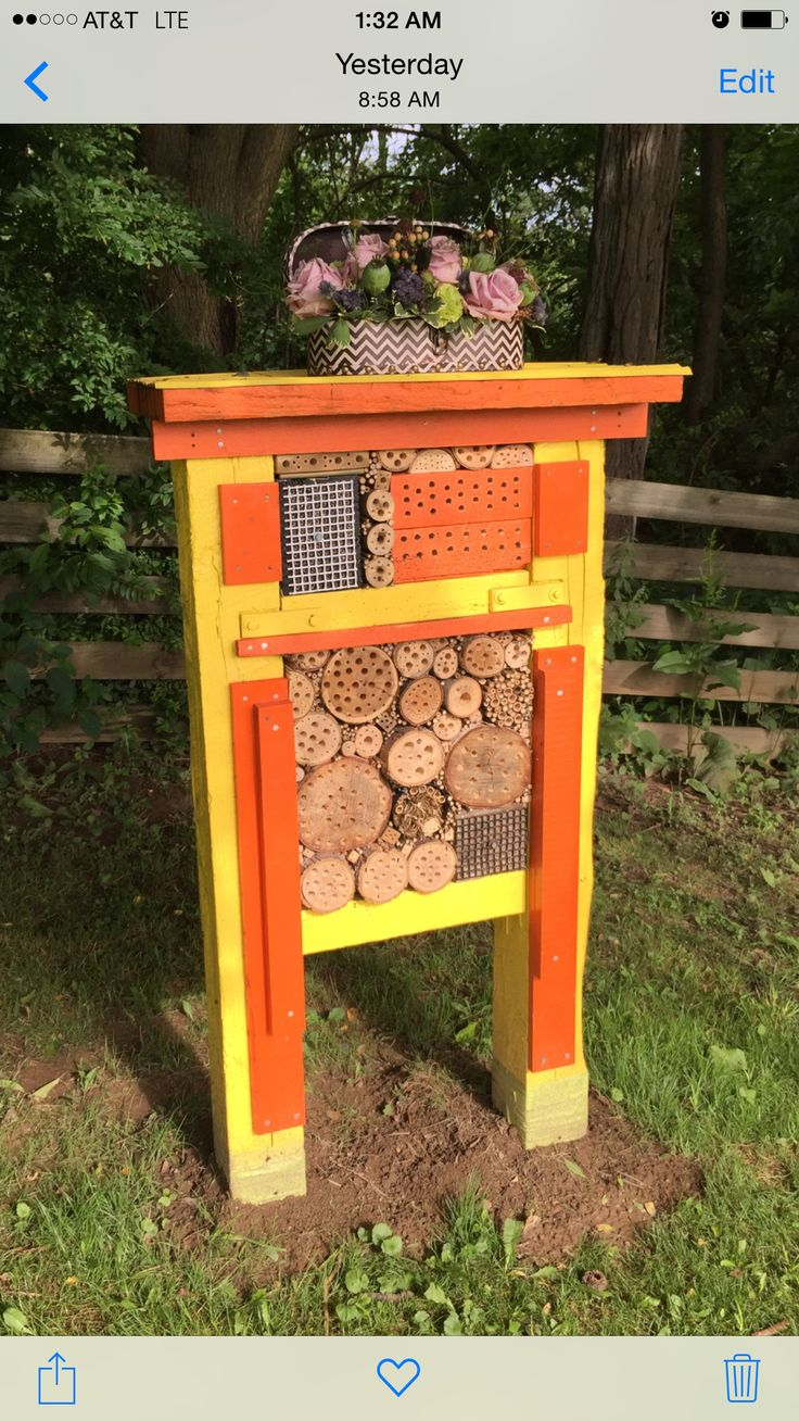 Bee Hotel After Photo Western Pa For Mason Carpenter And Those Little