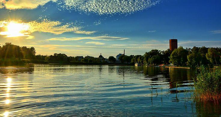 Zdjęcia: Kruszwica, kujawsko pomorskie, Jezioro Gopło, POLSKA