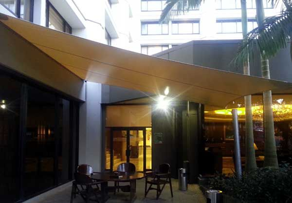 Lidgard Shades - Water Proof Shade Sails And Canopy Examples