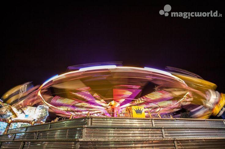 #MagicWorldParco #divertimento #relax #napoli #estate #giostre #parcodivertimenti