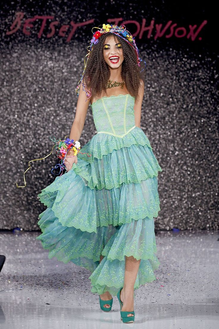 132 best Betsey Johnson images on Pinterest | Vintage fashion ...