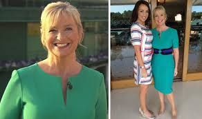 Image result for Carol Kirkwood see through clothes
