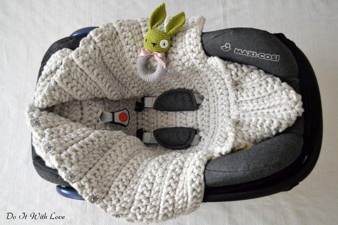 Online bestellen Schnäppchen für Mode noch nicht vulgär Baby Schlafsack 3in1 Häkelanleitung PDF | Häkeln Stricken ...