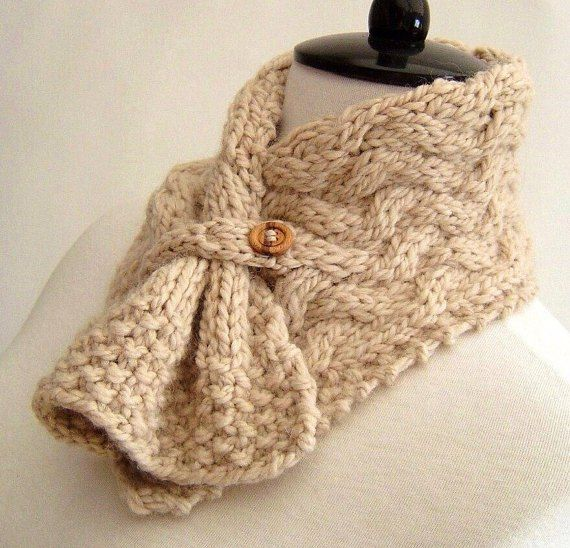 Knitting Pattern Scarf Neck Warmer : 1000+ ideas about Neck Warmer on Pinterest Cowls, Crocheting and Crochet Cowls