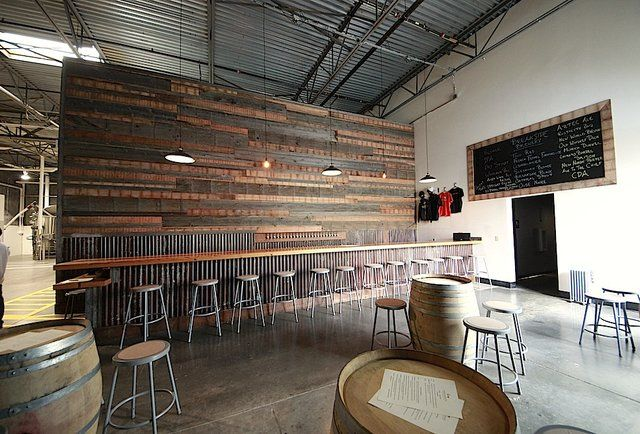 Brewery Tap Room Ideas