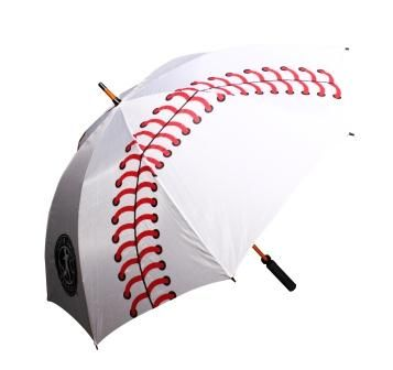 Baseball Canopy Golf Umbrella $25 at Littleleaguestore.net - Been looking everywhere for this!!
