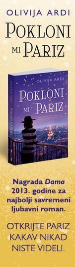 POKLONI MI PARIZ (Romance Novel)