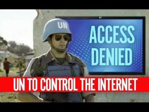 Information War as UN Prepares to take control of the Internet