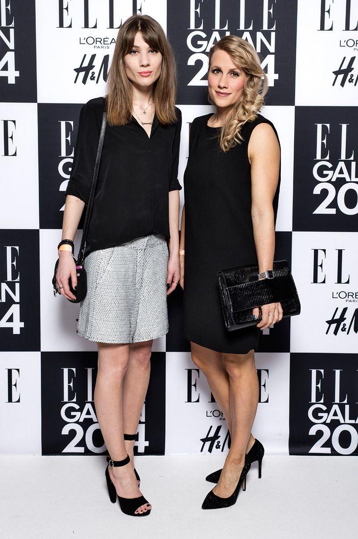 Charlotte Wehtje och Anja Forsnor