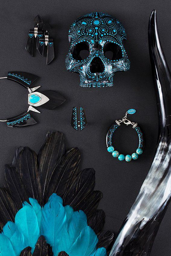 Nature bijoux: BLACK TRIBE