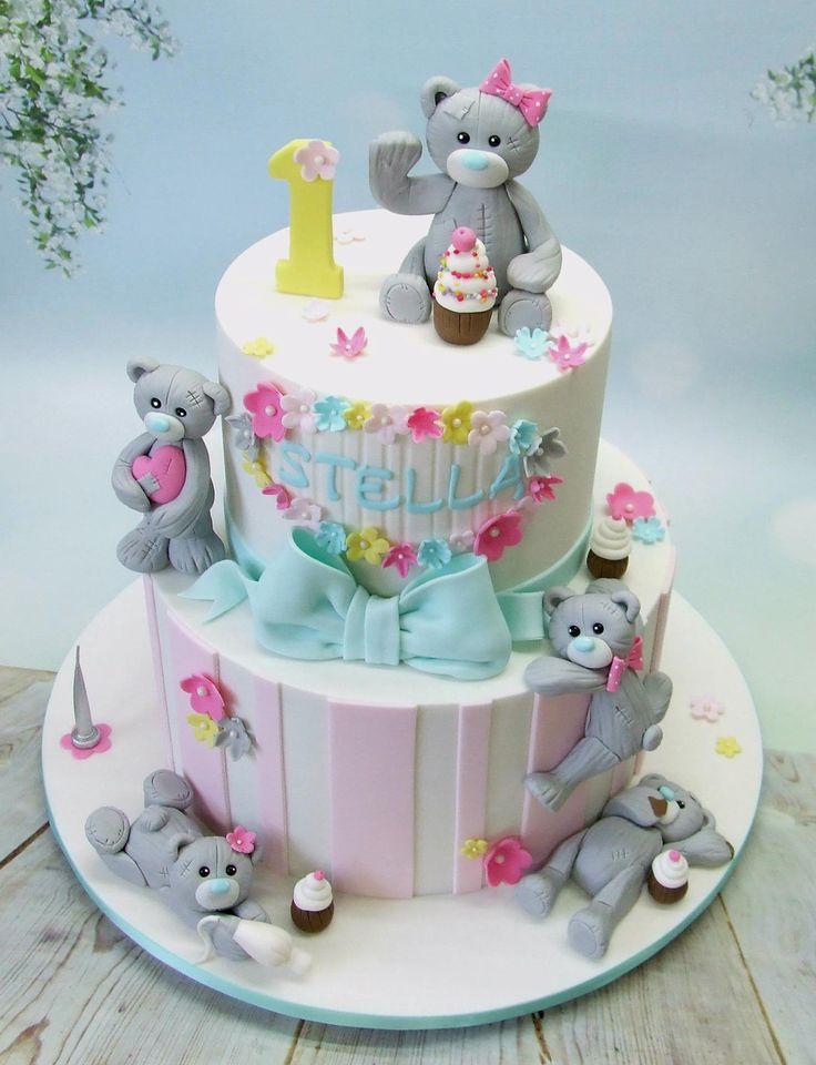 Beary Birthday - Cake a Chance on Belinda, facebook