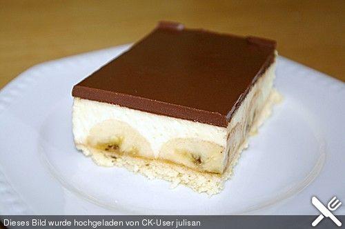 Bananenscheiben   – Sweets & Cakes
