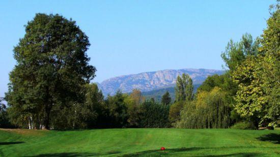 AB Real Estate France: Golf de Lamalou-Les-Bains with map