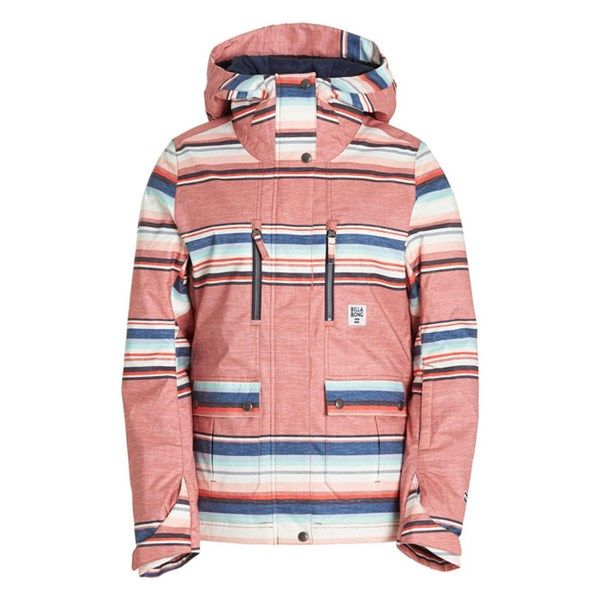 Snowboard chaqueta snowboardjacke Billabong North Pole chaqueta 2018 Dark Grey