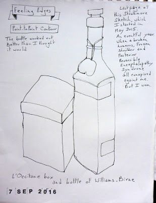 MHBD's Blog: Foundations - Lesson 2 - bottle and box