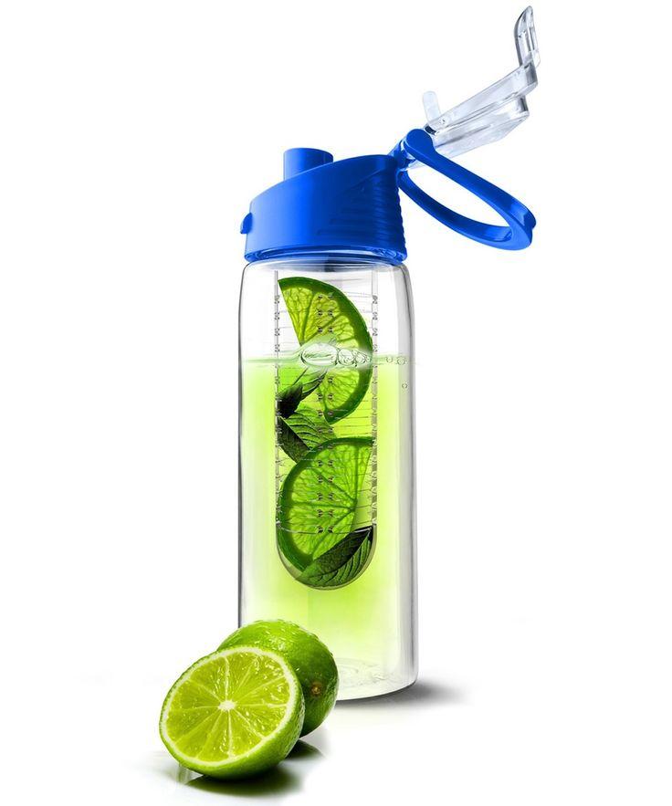 Bouteille infuseur à fruits - De l'eau vitaminée pour se désaltérer ! - 650 ml - Référence : 94303 #Cuisine #Gourmand #Ustensile #Accessoire