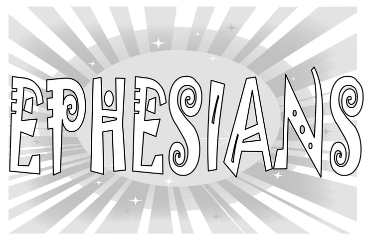 bible coloring pages ephesians - photo#3