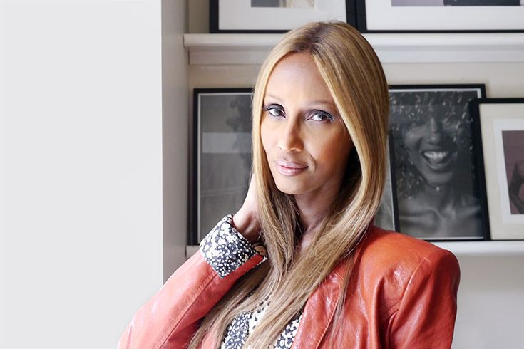 "Iman, Part 1: The model-entrepreneur on skincare, aging, and how she and husband David Bowie explain Ziggy Stardust to their young daughter: ""We say, 'It was the '70s.'"""
