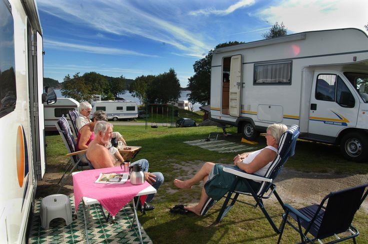 Tingsaker Familiecamping er en rolig og sjarmerende campingplass hvor gode ferieopplevelser står i kø.
