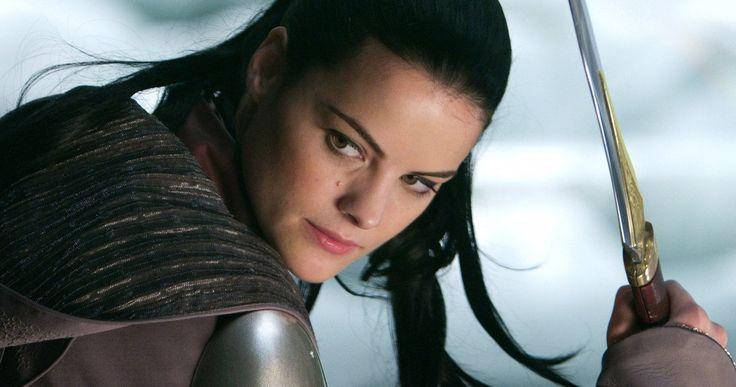 Jaimie Alexander's Sif Will Return in Thor: Ragnarok -- A new promo for Talking with Chris Hardwick may have finally confirmed that Jaimie Alexander will return as Sif in Thor: Ragnarok. -- http://movieweb.com/thor-3-cast-sif-jaimie-alexander-return/