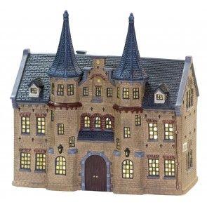 Dickensville Elfstedenhuisjes Blokhuispoort Leeuwarden