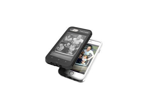 OAXISはE-inkを用いたiPhone 7専用ケース「InkCase i7」を10月12日に99ドルで予約発売開始すると発表した。11月中には発送される見込みである。