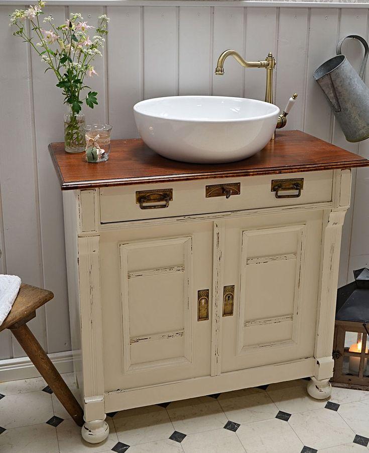 die besten 25 kommode zum waschtisch ideen auf pinterest badezimmer kommoden kommoden. Black Bedroom Furniture Sets. Home Design Ideas