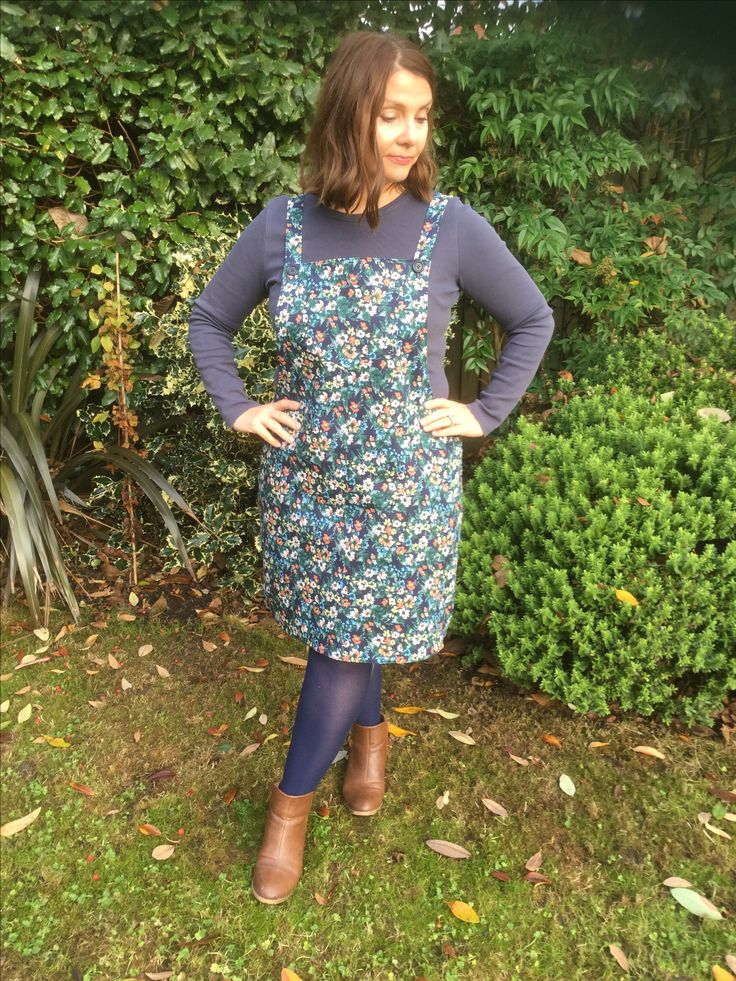 Tilly and the Buttons Cleo dress pattern review