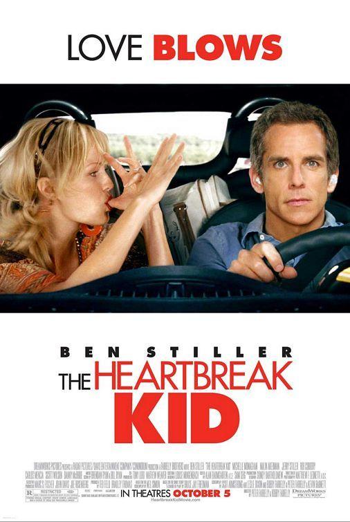 The Heartbreak Kid Movie Poster - Internet Movie Poster Awards Gallery