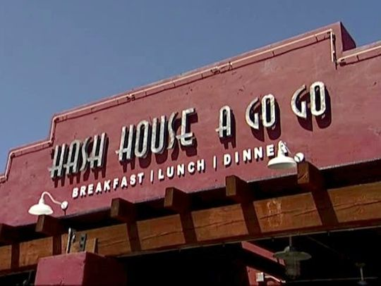 Hash House A Go Go Las Vegas, NV : Food Network - FoodNetwork.com