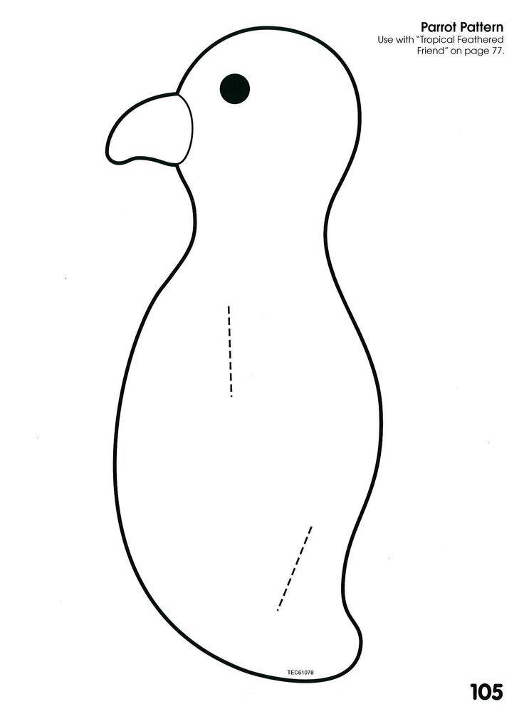 25+ best ideas about Toucan Craft on Pinterest | Rainforest crafts ...