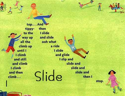10+ Images About Shape Poetry On Pinterest