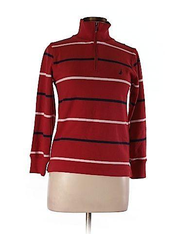 Nautica Women Pullover Sweater Size 10
