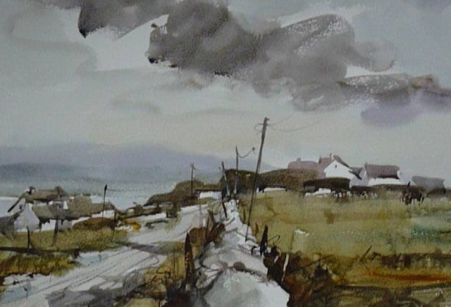John does offer tuition at his Devon studio. H ecan be contacted via ...