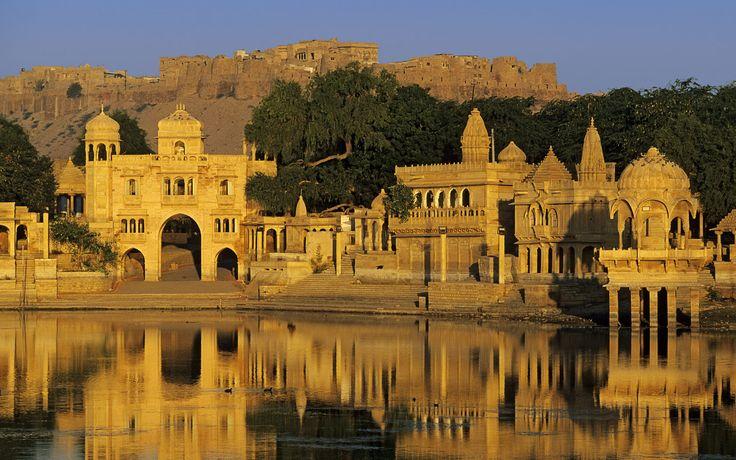 Jaisalmer, India | ... ॠर ठा ठिला (Jaisalmer Fort