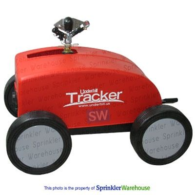 Underhill T-400-Tracker - Portable Irrigation Machine Traveling Sprinkler for sprinkler and irrigation systems. Sprinkler supplies shipped fast! Sprinkler Warehouse right parts right price.