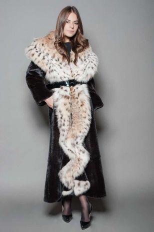 Выставка-продажа норковых шуб в Крокус Экспо - у нас можно купить норковые шубы по хорошей цене