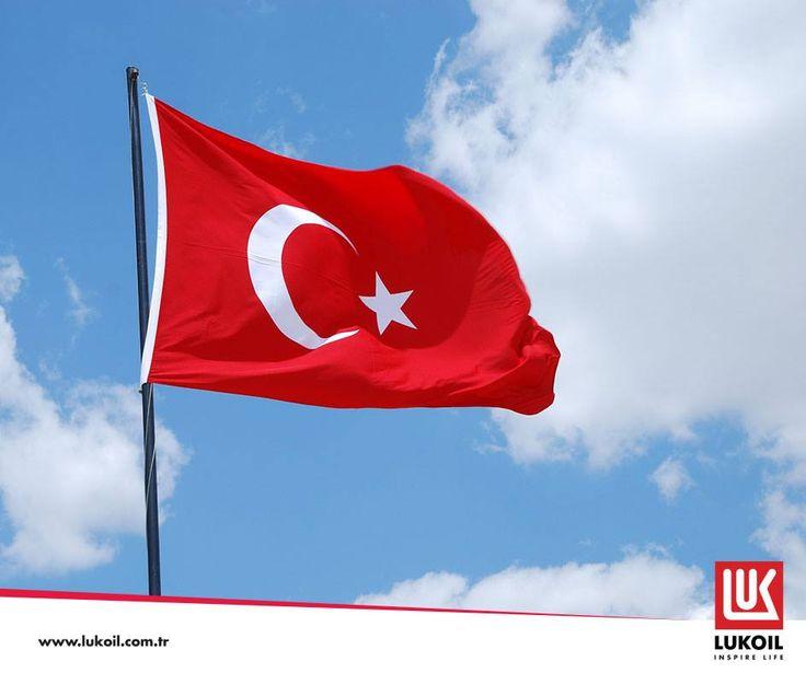 15 Temmuz Demokrasi ve Milli Birlik Günü'nde şehitlerimizi ve gazilerimizi saygı ile anıyoruz. #LukoilTürkiye