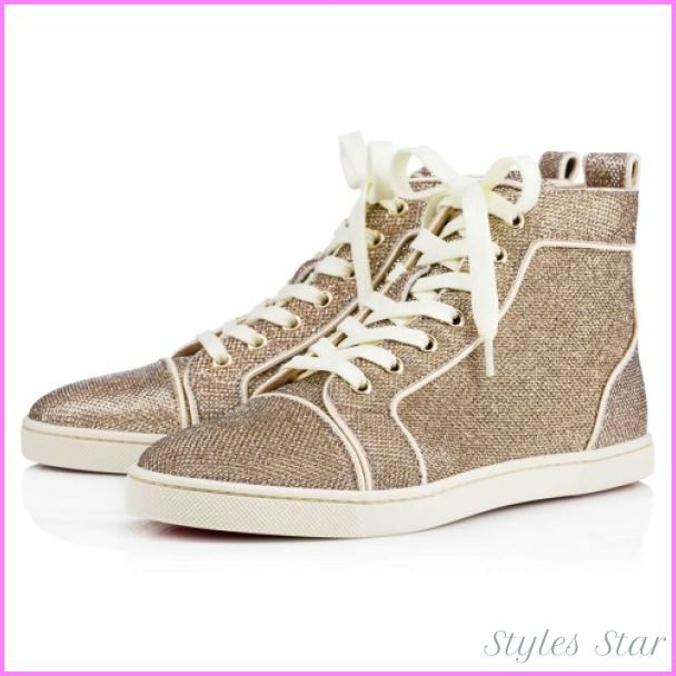 Christian louboutin sneakers womens - http://stylesstar.com/christian-louboutin-sneakers-womens.html