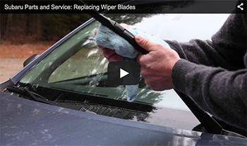 Replacing Wiper Blades | Tacoma Subaru | New Subaru dealership in Tacoma, WA 98409
