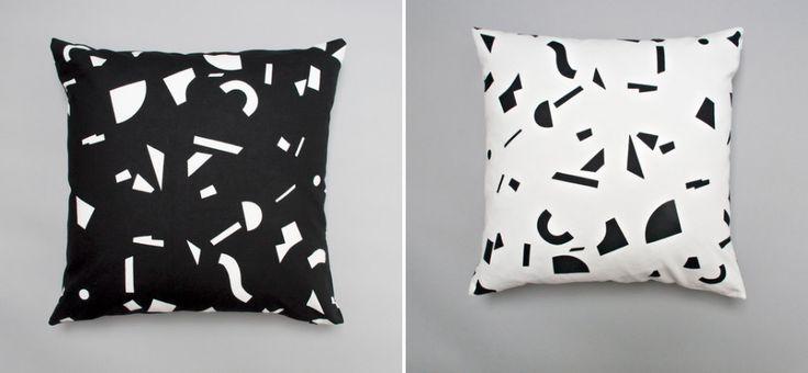 Awesome cushions from independent designer Kangan Arora