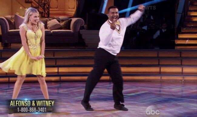 Alfonso Ribeiro Brought Us Back To The '90s With The Carlton Dance On 'DWTS'
