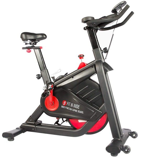 New Review Snode Magnetic Indoor Cycling Bike Stationary Pro