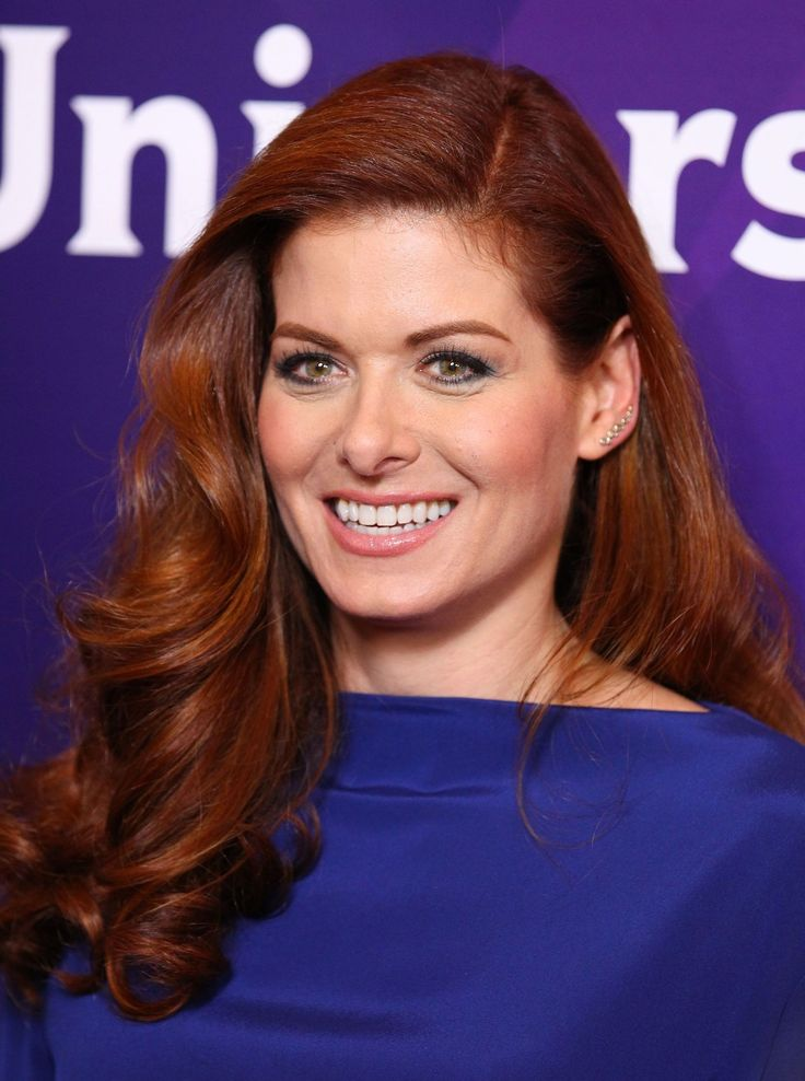 For those who wish to stand out, a stunning shade like this one worn by Debra Messing is the way to go.  - GoodHousekeeping.com