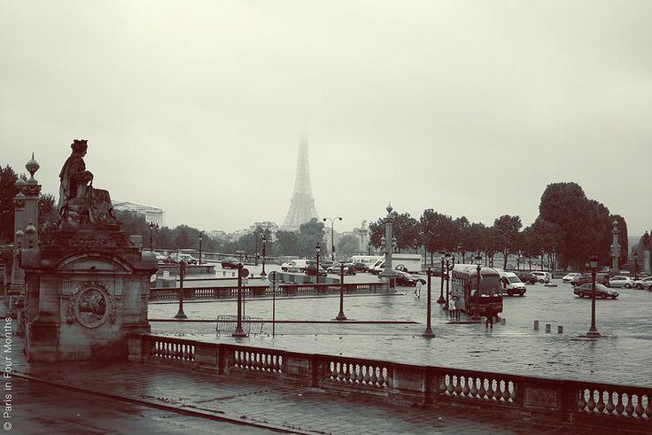 Cupcakes for Breakfast: Paris Street; Rainy Day