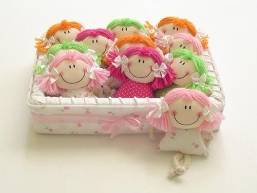 cute little doll pattern
