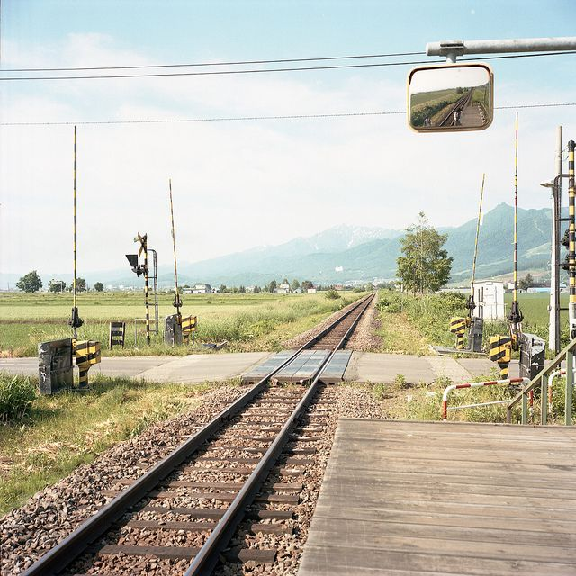 Hokkaido, Japan /slow beat*, via Flickr.