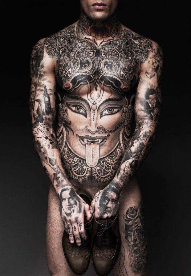 16 Fierce Kali Tattoos | Tattoodo                                                                                                                                                                                 More