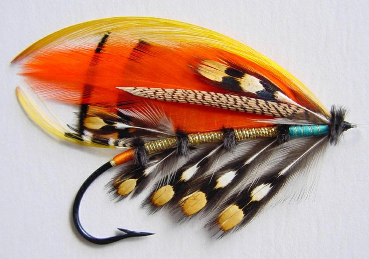 428 best salmon flies images on pinterest fly tying for Morning star fishing