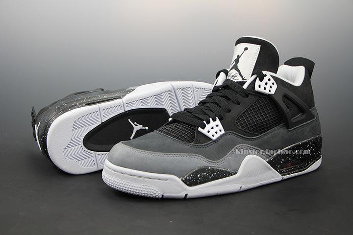 """Air Jordan IV """"Fear"""""""